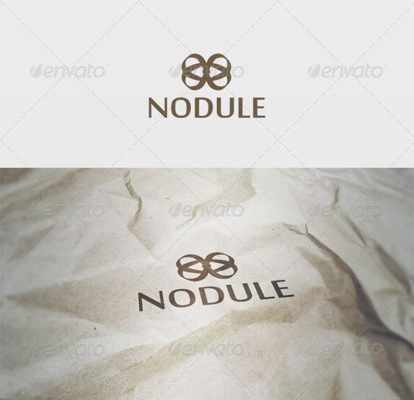 Nodule Logo - Vector Abstract
