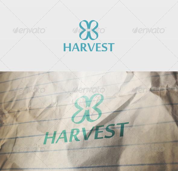 Harvest Logo - Letters Logo Templates