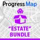Progress Map, Estate Bundle