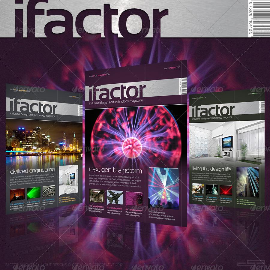 iFactor Magazine