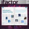 09 ifactor magazine.  thumbnail