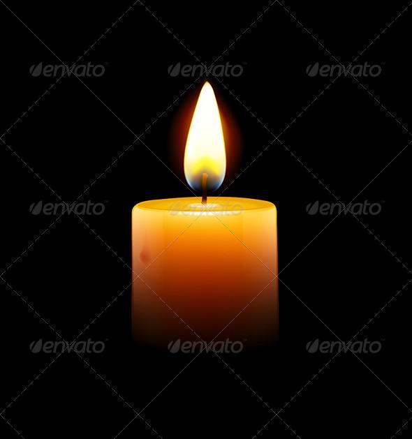 Candle - Conceptual Vectors