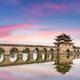 yunnan double dragon bridge in twilight - PhotoDune Item for Sale