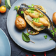 Mackerel stuffed with pear - PhotoDune Item for Sale