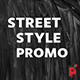 Street Style Promo | For Final Cut & Apple Motion - VideoHive Item for Sale