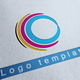 Omax Printing Logo Template - GraphicRiver Item for Sale