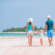 Young family on vacation have a lot of fun - PhotoDune Item for Sale