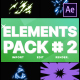 Energy Elements Pack 02 | After Effects - VideoHive Item for Sale