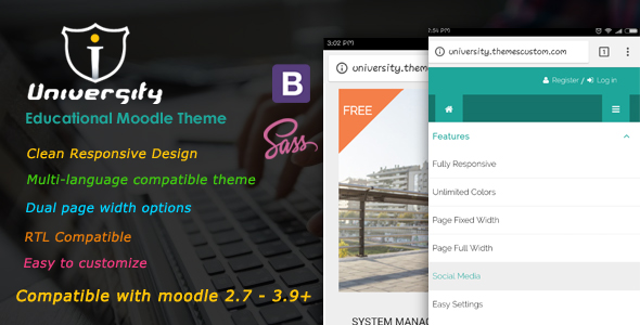Best themes for LMS