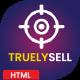 Truelysell - Multipurpose Service Marketplace Listing Template (HTML + Angular)