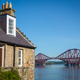 Rural Home With The Forth Bridge Behind - PhotoDune Item for Sale