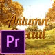 Autumn Special Promo - Premiere Pro - VideoHive Item for Sale