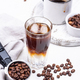 Espresso tonic, trendy coffee drink - PhotoDune Item for Sale