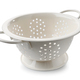 new colander on white background - PhotoDune Item for Sale