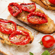 Bruschetta with sun dried tomatoes - PhotoDune Item for Sale