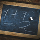Small blackboard - PhotoDune Item for Sale