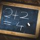 Simple child math calculation - PhotoDune Item for Sale