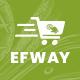 Efway - Fresh Food Mart Prestashop Theme