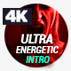 Ultra Energetic intro - VideoHive Item for Sale