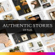 20 Authentic Instagram Stories - VideoHive Item for Sale