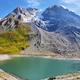 Grande Casse peak in Vanoise national park of french alps, France - PhotoDune Item for Sale