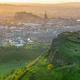 Edinburgh Castle On A Summer Evening - PhotoDune Item for Sale
