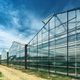 The exterior of a modern glasshouse - PhotoDune Item for Sale