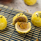 Shanghai yam paste with pork floss mooncake - PhotoDune Item for Sale