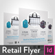 Retail Flyer - GraphicRiver Item for Sale