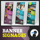 Multipurpose Outdoor Banner Signage 2 - GraphicRiver Item for Sale