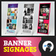Pro Photographer Outdoor Banner Signage - GraphicRiver Item for Sale