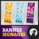 Social - Outdoor Banner Signage - GraphicRiver Item for Sale