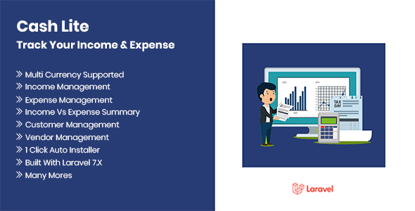 Cash Lite - Income & Expense Management