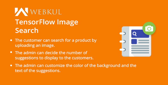WooCommerce TensorFlow Image Search