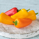 Fresh mini sweet peppers - PhotoDune Item for Sale