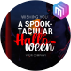 Halloween sale greetings. Instagram and YouTube marketing. - VideoHive Item for Sale