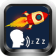 Flappy Rocket with Blowing (HTML5) Blow to Mic to Play