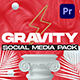 Gravity | Social Media Pack - VideoHive Item for Sale