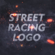 Street Racing Logo - VideoHive Item for Sale