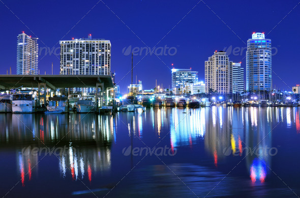 St. Petersburg, Florida - Stock Photo - Images