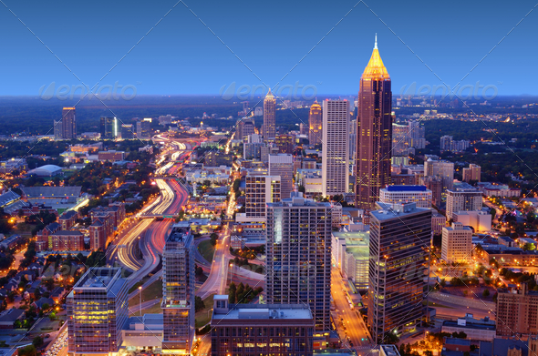 Atlanta - Stock Photo - Images