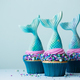 Mermaid cupcakes - PhotoDune Item for Sale