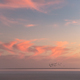 Sunset in the ocean with flock of birds - PhotoDune Item for Sale