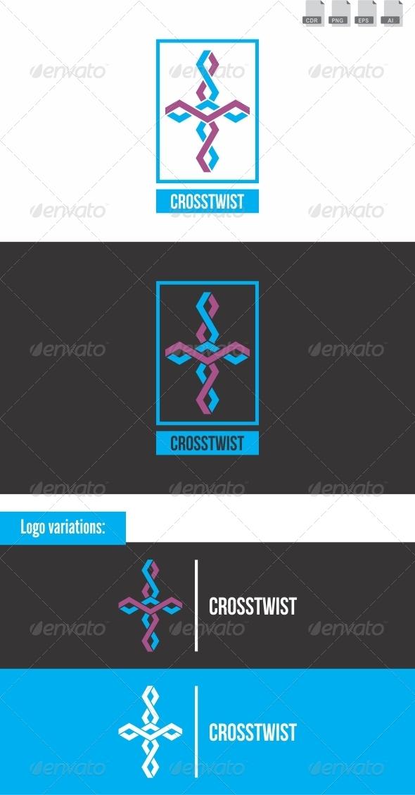 Crosstwist - Objects Logo Templates