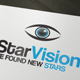 Starvision Logo - GraphicRiver Item for Sale