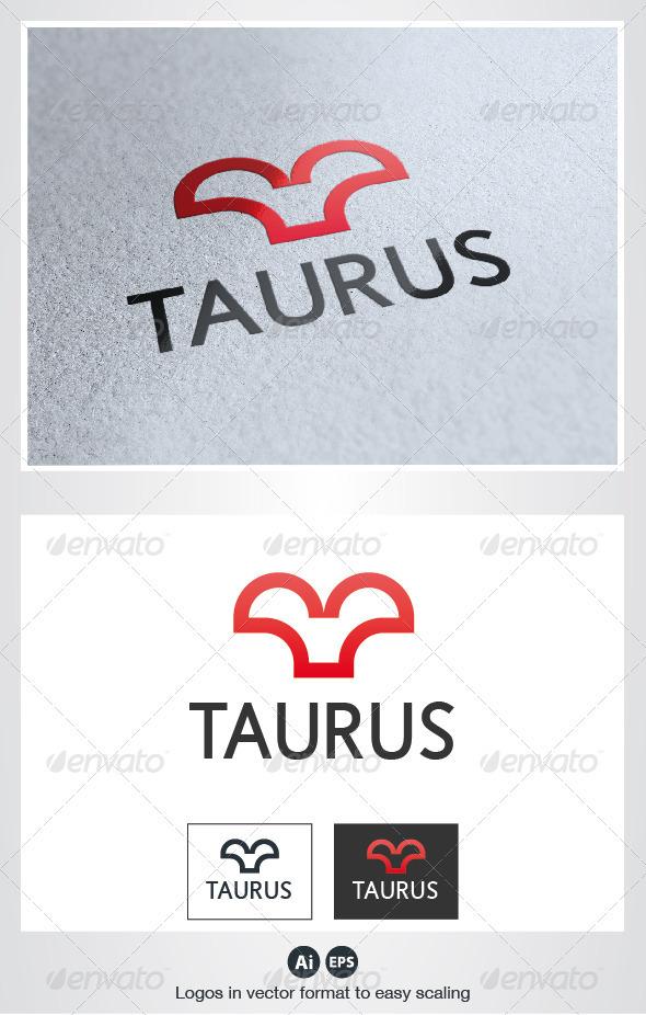 Taurus Logi - Symbols Logo Templates