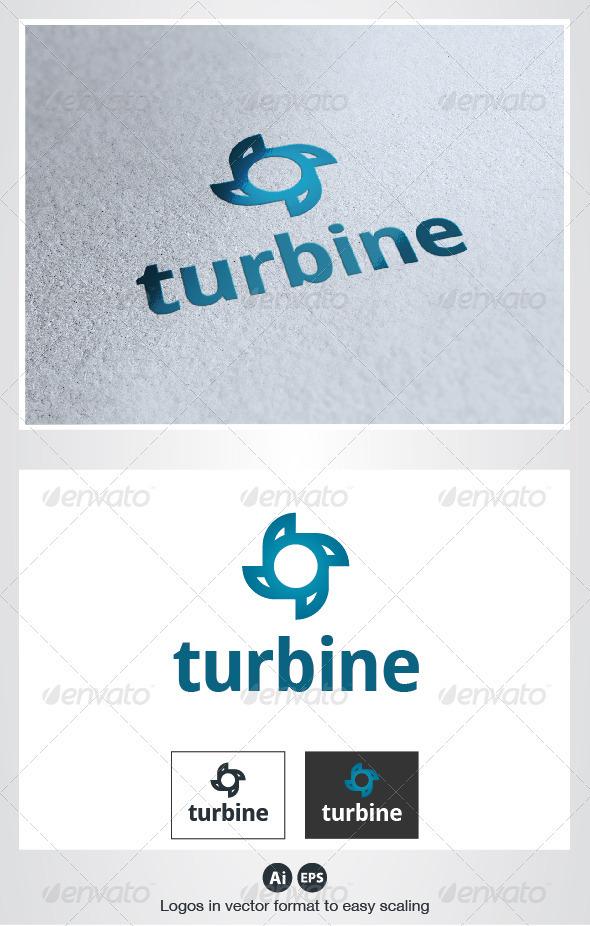 Turbine Logo - Objects Logo Templates