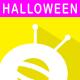 Halloween's Back 1 Logo