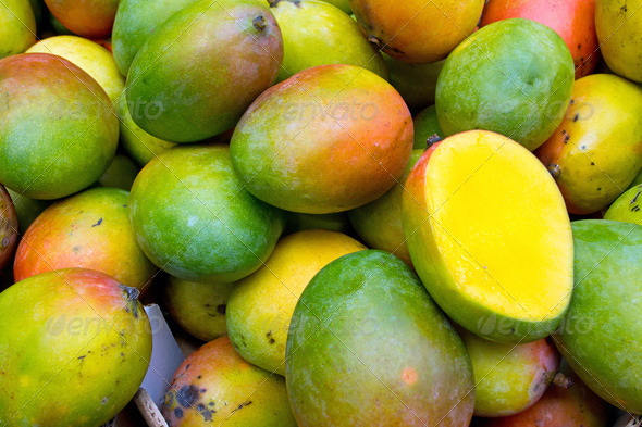Mangos - Stock Photo - Images