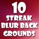 10 Streak Backgrounds - GraphicRiver Item for Sale